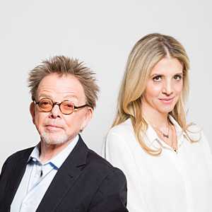 Tracey Jackson and Paul Williams