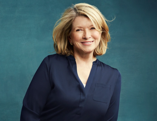 Exactly What Martha Stewart Does When She's in the Hamptons